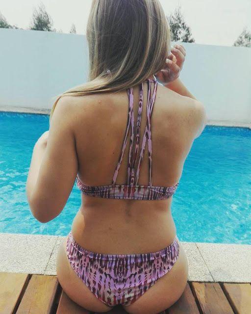 For girls: A Minha Coleção de Banho