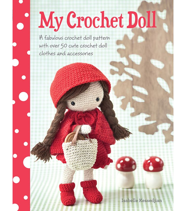 Crochet Mini Doll Pattern : 1000+ ideas about Crochet Doll Pattern on Pinterest ...