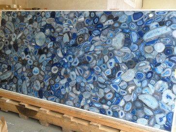 Royal Stone Amp Tile In Los Angeles Blue Agate Semi Precious