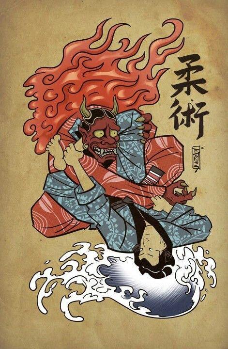 Jiu-Jitsu Art www.facebook.com/McDojoLife                                                                                                                                                      Más