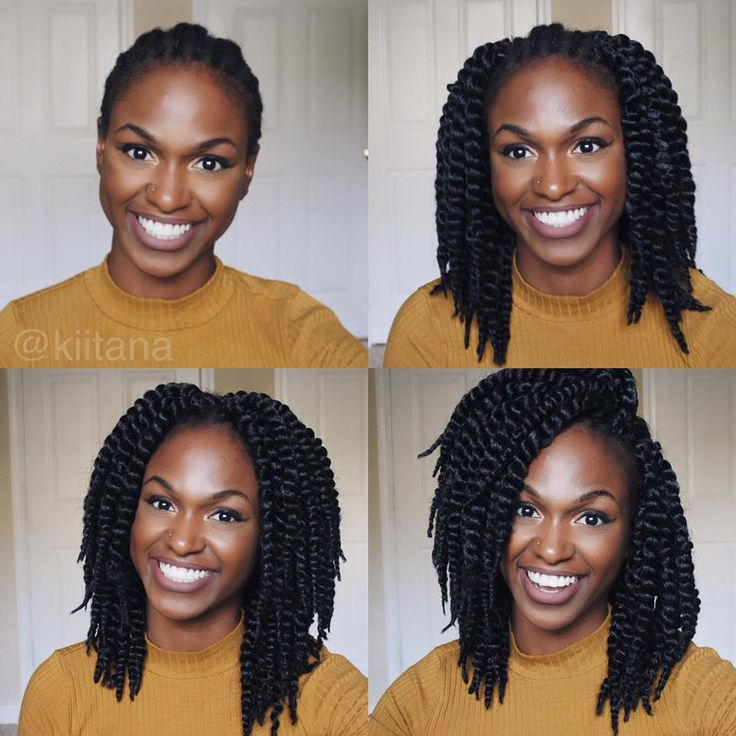 ... Crochet Braids on Pinterest Protective styles, Twists and Crochet