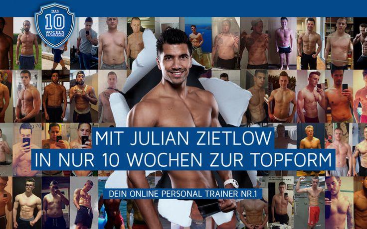 Julian Zietlow  Das 10 Wochenprogramm