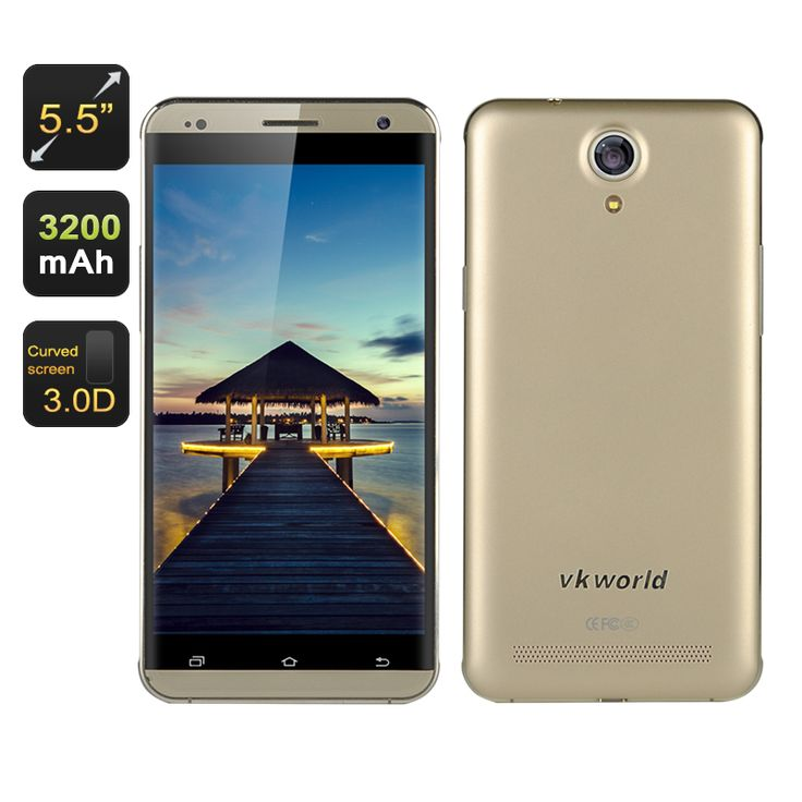 Wholesale VKWorld VK700Pro 5.5 Inch Smartphone From China