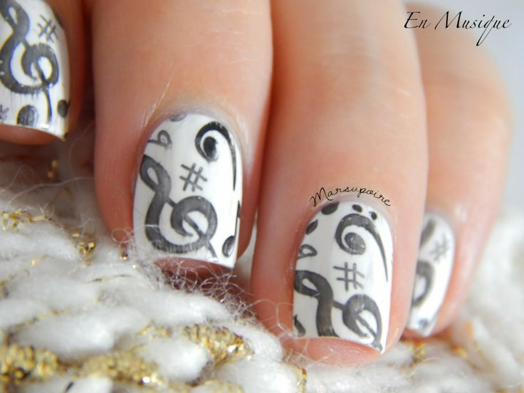 Lovely Instant Nail Polish Huge Best Nail Polish Remover For Acrylic Nails Regular Nail Art Images Gallery Orly Nail Polish Price Old Best Treatment For Nail Fungus ColouredCheap White Nail Polish 1000  Ideas About Music Nail Art On Pinterest | Music Nails, Music ..