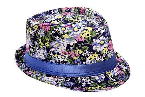 Floral Hat