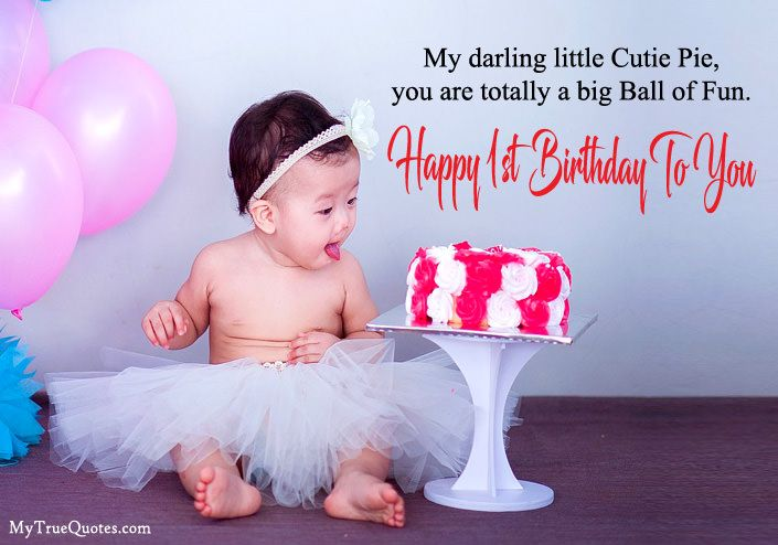 Special St Birthday Quotes For New Born Baby Girl And Baby Boy With Cute Images Firstbirthday Stbirthday Newbornbaby Stbirthdayquotes Babygirl