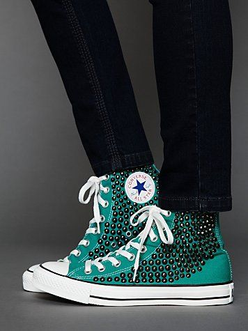 Tommy Studded Chucks. http://www.freepeople.com/shoes-sneakers/tommy-studded-chucks/