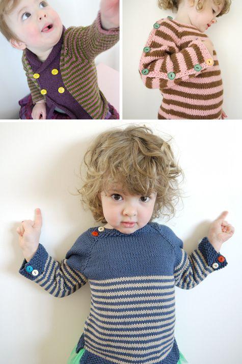 sweet kids knitwear