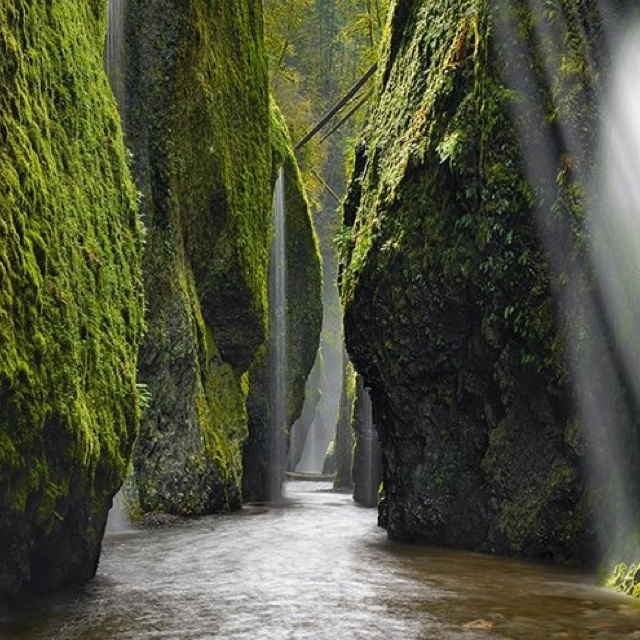 """Allure"" Columbia River Gorge, Peter Lik Photography"