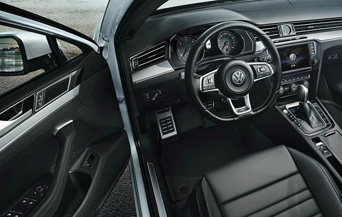 Step into the luxurious interior of the new Volkswagen Passat.   More on this vehicle:  http://www.milescontinental.co.nz/blog/car-reviews/arrival-of-the-new-volkswagen-passat/  #vw #passat #volkswagen