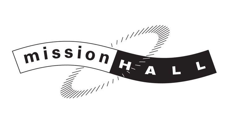 Mission Hall – The original logo 1989
