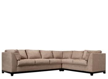 Kathy Ireland Home Wellsley 3 Pc. Microfiber Sectional Sofa | Sectional  Sofas | Raymour Part 91