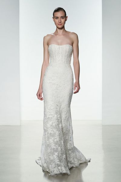 Vestidos de noiva tomara que caia 2016: modelos para todos os estilos e gostos! Image: 2