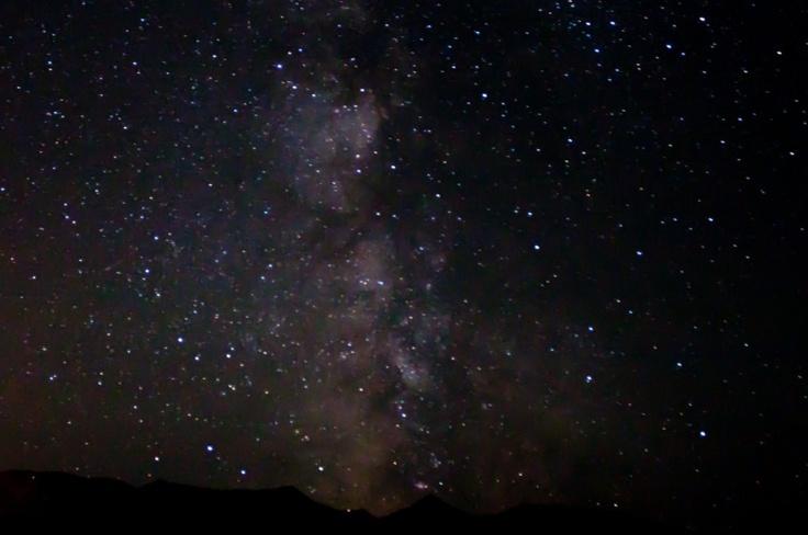 The stars shine brighter in #Banff.