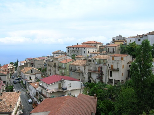 Visit Terravecchia, the town in Southern Italy where my grandparents grew up.