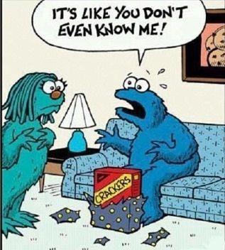 Crackers..