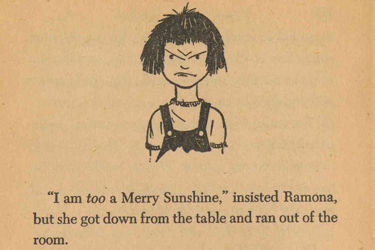 ramona quimby original illustrations