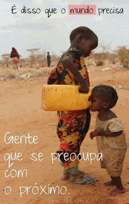 Amor Ao Proximo Frases Pinterest Amor Mundo E Africa