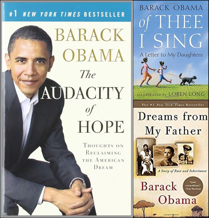 """#44thPresident #BarackObama #Books The Audacity of Hope, Dreams from My Father, along with his children's picture book Of Thee I Sing, are all considered #bestsellers #PenguinRandomHouse quickly offered #BarackObama and #MichelleObama a joint #bookdeal valued in the millions. Michelle Obama #infamous #DNC #speech (""""they go low, we go high"""" mantra) have done the same."""