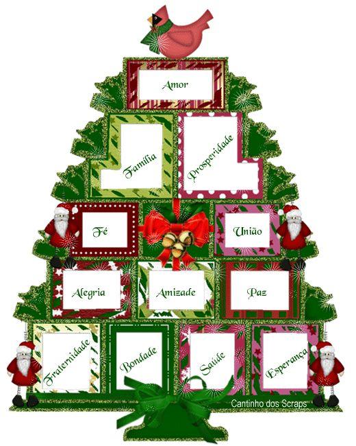 Mensagem de Natal e Ano Novro