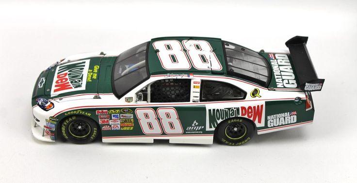 #88 Dale Earnhardt Jr 2008 Impala SS Mountain Dew NASCAR Action Diecast Car 1:24 #Action #Chevrolet #weboys10