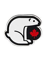 Sochi 2014 Polar Bear Pin
