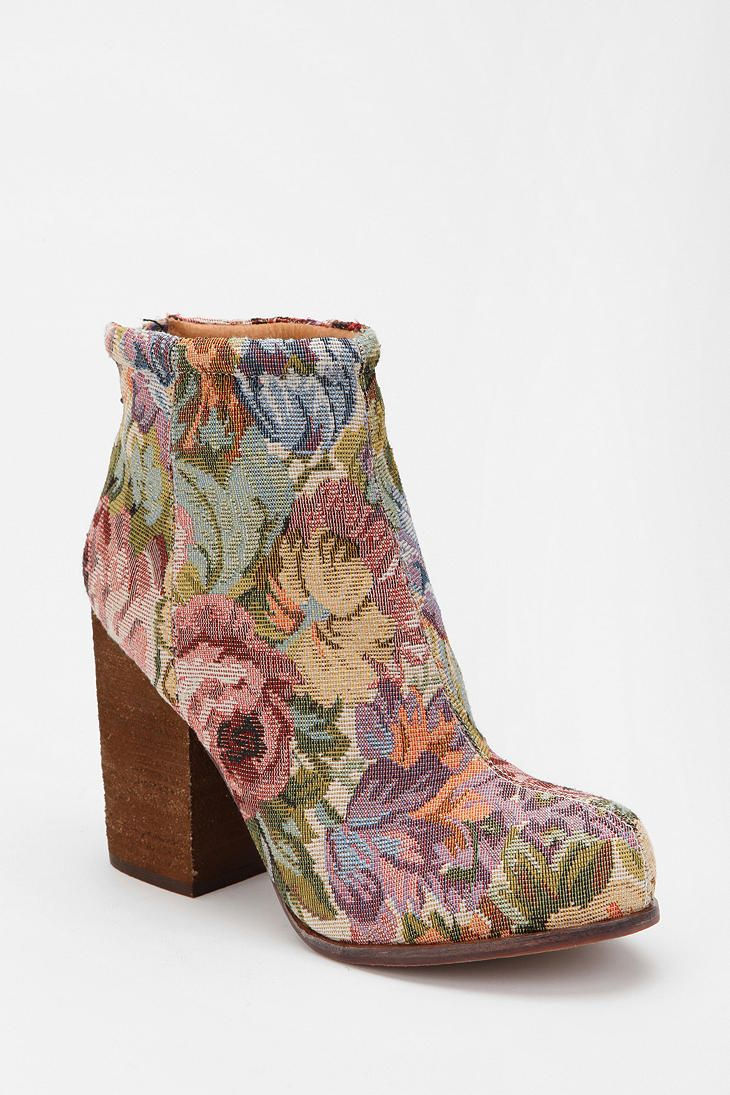 Jeffrey Campbell Tapestry Rumble BootJeffrey Campbell'S I, Tapestries Boots, Campbell Tapestries, Tapestries Rumble, Rumble Boots Drool