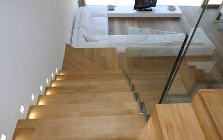 schwebende treppe u form - Google-Suche