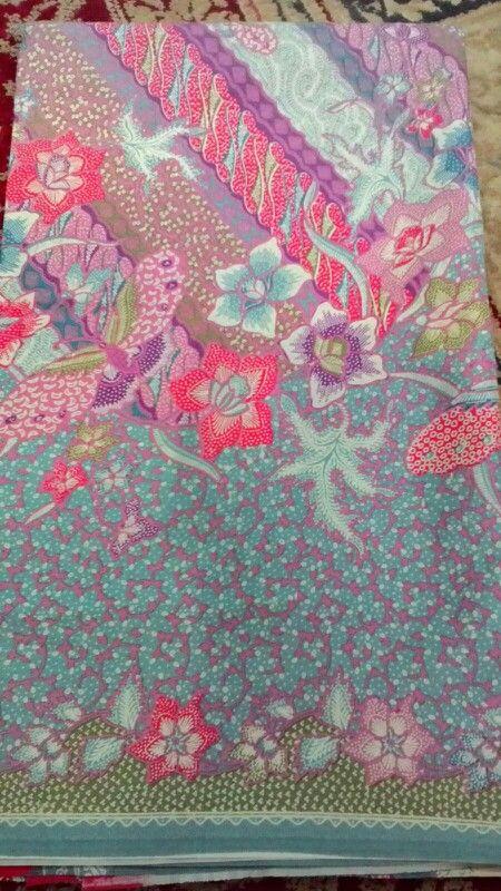 Batik Hokokai Dobby IDR 1652M