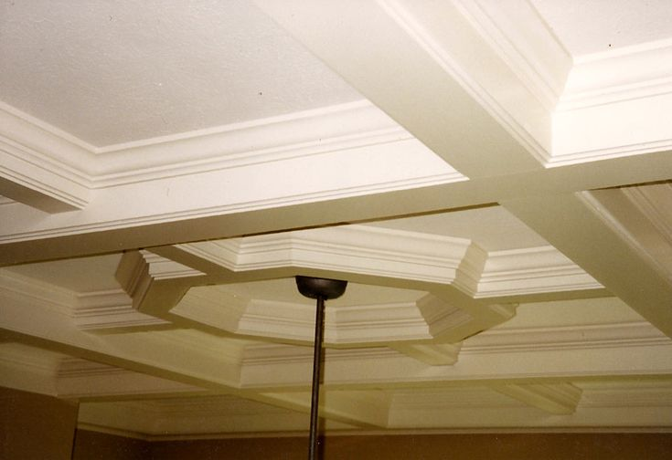 15 best images about idi ceilings on pinterest trees for Foam coffered ceiling