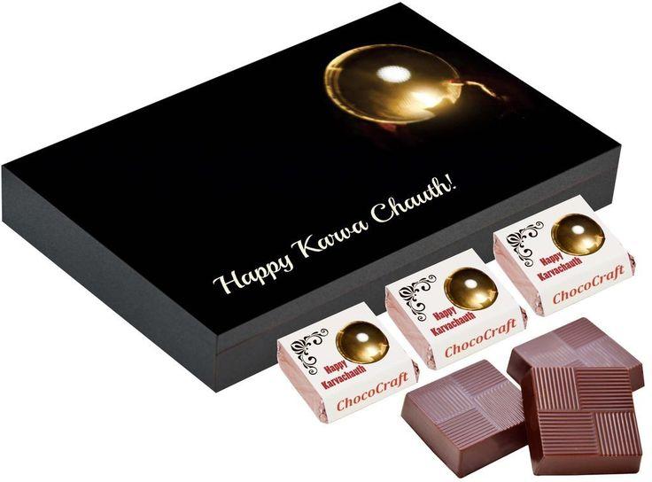 Karvachauth gift   chocolate gift packs