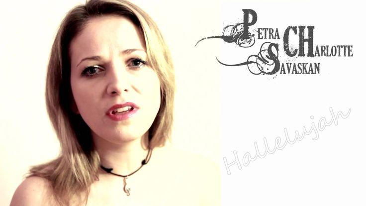 Hallelujah (cover) Petra Charlotte Savaskan