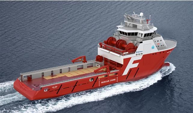 Farstad takes delivery of 'Far Sirius' AHTS | Offshore Energy Today