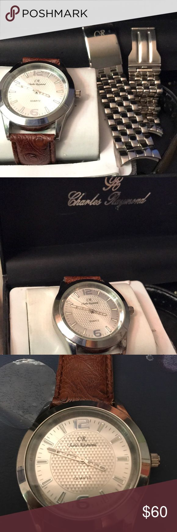 Charles Raymond watch for men Watch for men $40 Accessories Watches