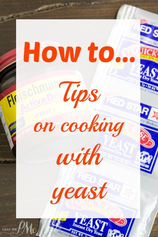 Fear not the yeast! I'm giving all the Tips for Baking with Yeast that you need…