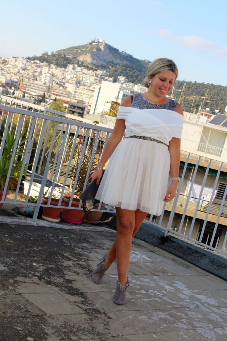 White outfit for new year!