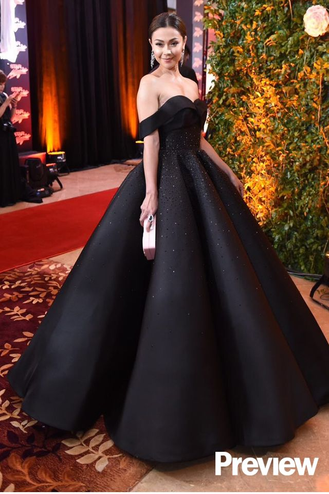 12 Best Dressed At The Star Magic Ball 2016 Preview Ph