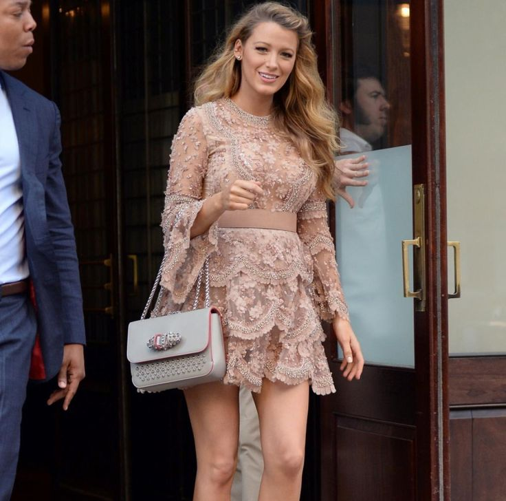 blake lively style | Blake Lively - Photos - Blake Lively's pregnancy style - NY Daily News