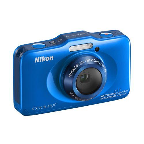 Nikon COOLPIX S31 10MP Waterproof Digital Camera #FathersDay #Londonderrymall #BestBuyMobile
