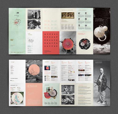Ani Cordani. #leaflet #brochure #print