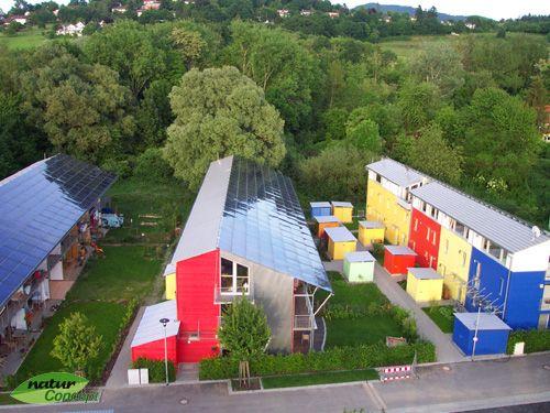Le lotissement solaire