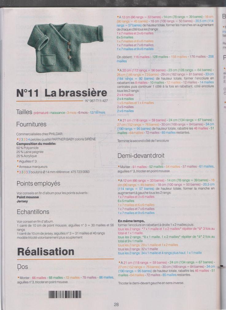 Phildar 67 - Les tricots de Loulou - Álbumes web de Picasa