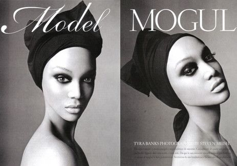 #FashionFlashback @Vogue_italia July 2008 shot by #StevenMeis... on Twitpic