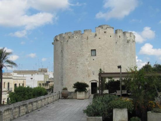 Lecce, Torre del Parco, The Tower which gives this hotel its name
