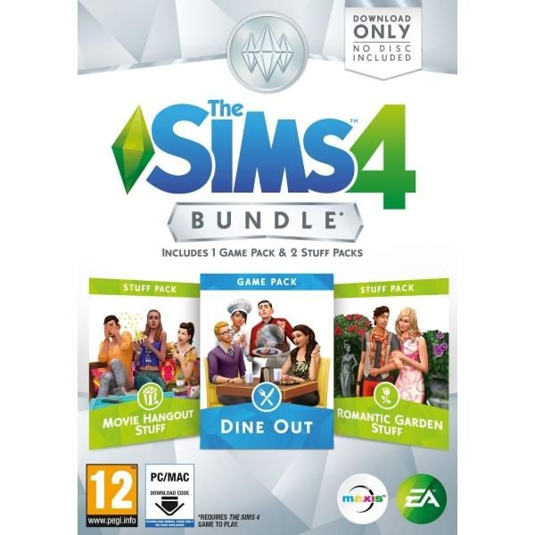 The Sims 4 Bundle Pack 5 PC Game | http://gamesactions.com shares #new #latest #videogames #games for #pc #psp #ps3 #wii #xbox #nintendo #3ds
