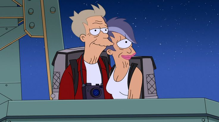 Frozen in Time: Futurama Season 10 Finale Shows How to Spend an ...