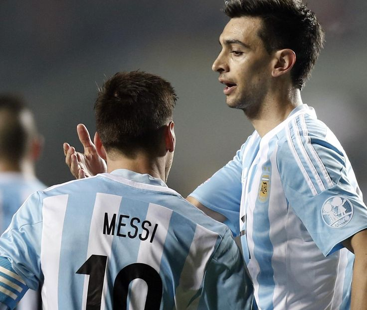How Lionel Messi and Javier Pastore Bamboozled Sorry Paraguay