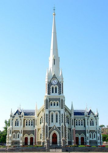 Stunning Church, Graaff Reinet, South Africa