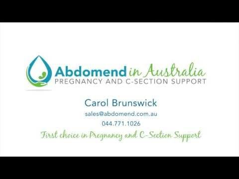 #1 Choice by Mums for Binding during Pregnancy, Post- Natural and C-Section Births. http://www.abdomend.com.au/ #pregnancy #csection #labour