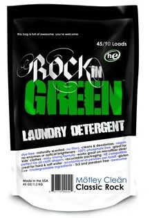 Rockin' Green Detergent Classic Rock - Motley Clean $27.99 - from Well.ca